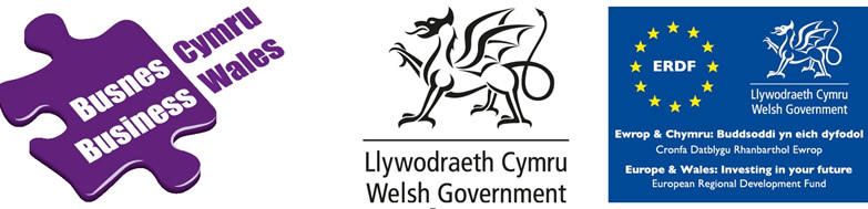 Business Wales Logos