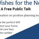 will wishes public talk