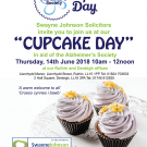 swayne johnson cupcake day