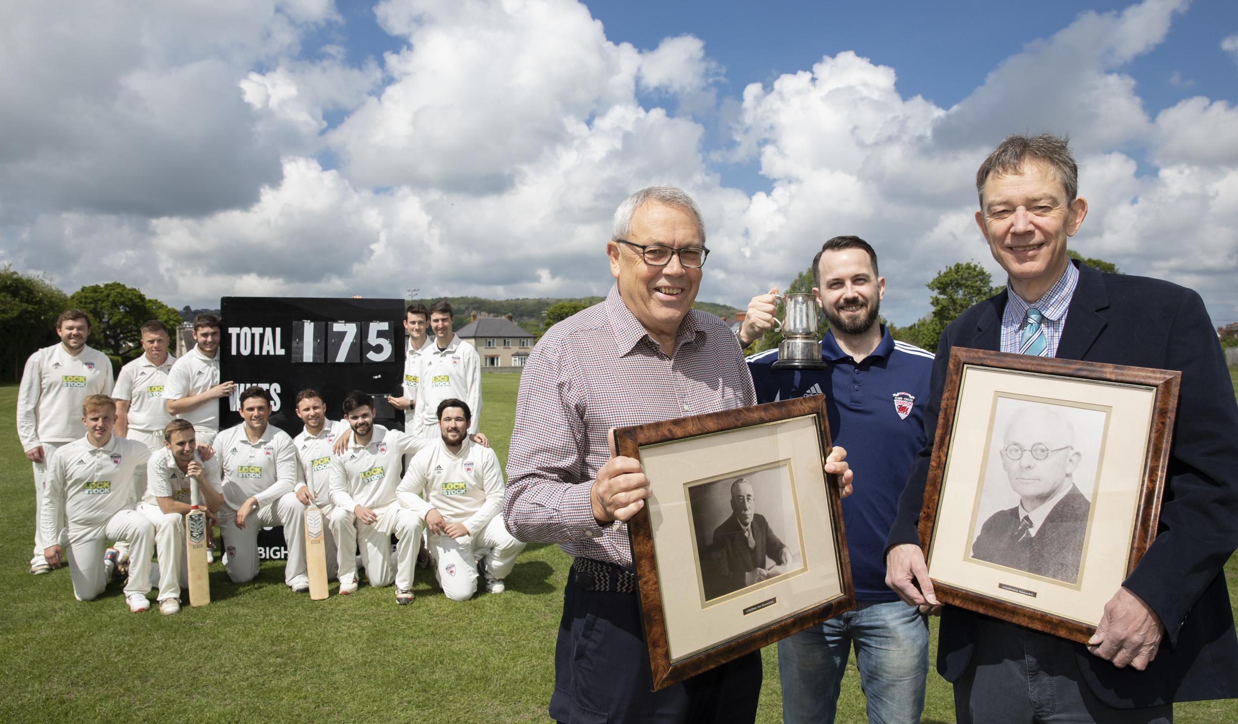 Swayne Johnson Cricket